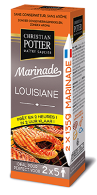 marinade louisianne etuis