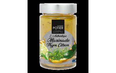Bocal Marinade Thym Citron