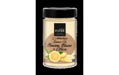 Sauce N°14 Beurre blanc & Citron